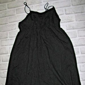 Other - Girl's Faded Glory size (18) black coverup dress